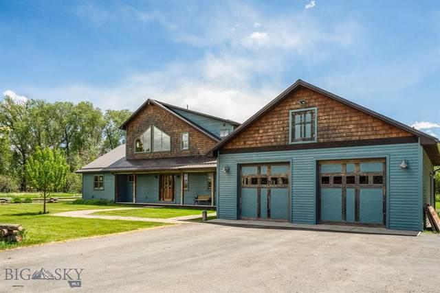 85 Starner Drive, Bozeman, MT 59718 (MLS #359322) :: L&K Real Estate