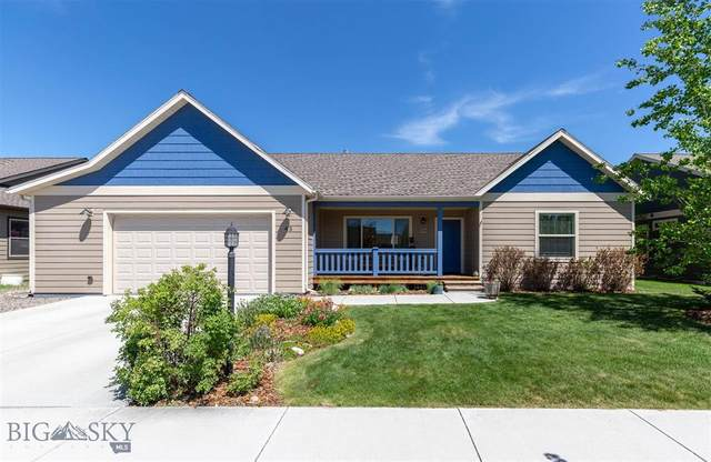 43 Ridgeline Lane, Bozeman, MT 59718 (MLS #359325) :: Montana Life Real Estate
