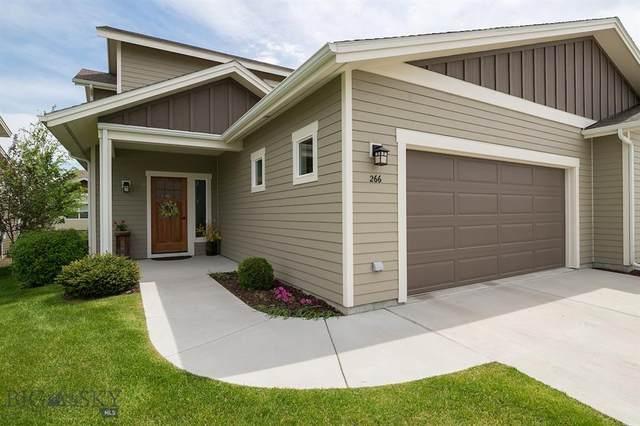 266 Eagle Creek Drive, Bozeman, MT 59718 (MLS #359326) :: Hart Real Estate Solutions