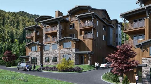 2D Summit View - 302D, Big Sky, MT 59716 (MLS #359329) :: Montana Life Real Estate