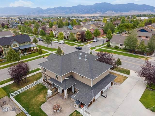 4002 Bosal Street, Bozeman, MT 59718 (MLS #359340) :: Hart Real Estate Solutions