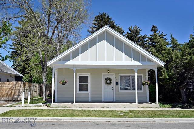 311 S B Street, Livingston, MT 59047 (MLS #359347) :: Hart Real Estate Solutions