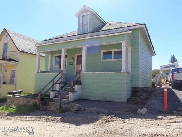 621 N Alaska Street, Butte, MT 59701 (MLS #359362) :: Black Diamond Montana