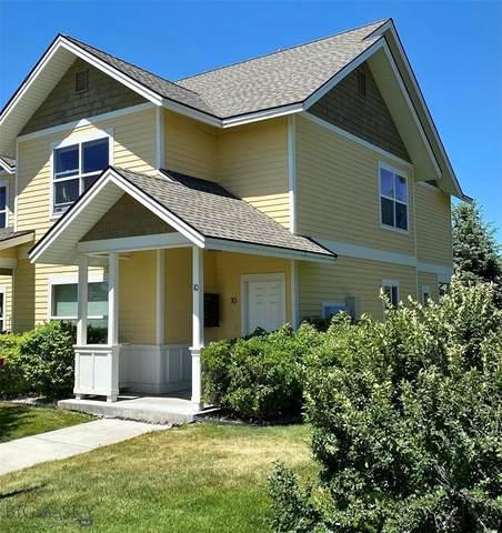 4277 W Babcock #10, Bozeman, MT 59718 (MLS #359369) :: Hart Real Estate Solutions