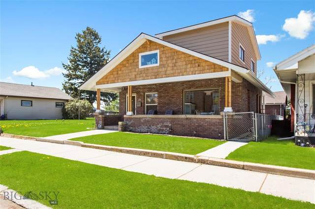 2015 Whitman, Butte, MT 59701 (MLS #359383) :: Hart Real Estate Solutions