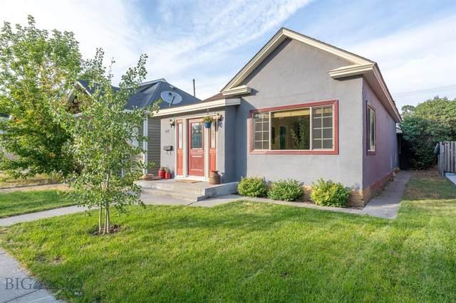 317 S 2nd Street, Livingston, MT 59047 (MLS #359387) :: Hart Real Estate Solutions
