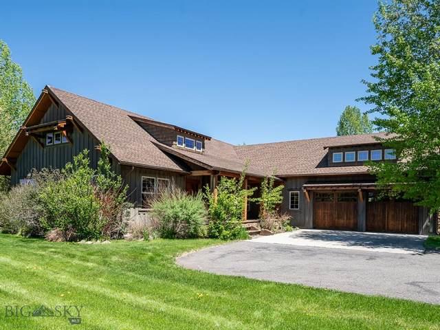 91 Big Chief Trail, Bozeman, MT 59718 (MLS #359390) :: L&K Real Estate