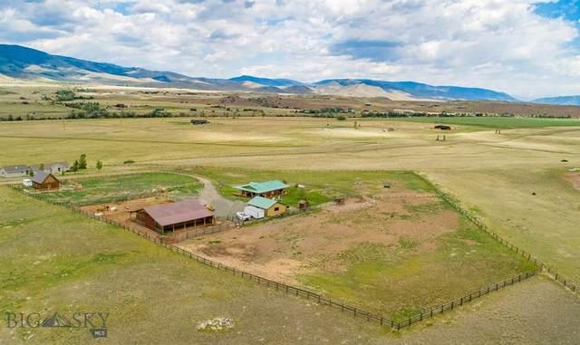 56 Yellowstone Trail, Livingston, MT 59047 (MLS #359395) :: Montana Home Team