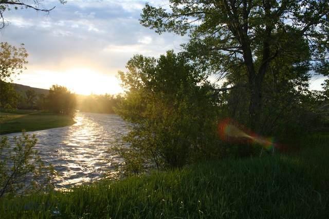 248 Stillwater River Road, Absarokee, MT 59001 (MLS #359404) :: Hart Real Estate Solutions