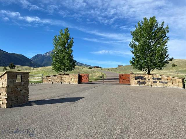 Lot 7 Falcon, Pray, MT 59065 (MLS #359406) :: Hart Real Estate Solutions
