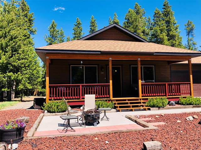 341 De Lacy Avenue, West Yellowstone, MT 59758 (MLS #359413) :: Hart Real Estate Solutions