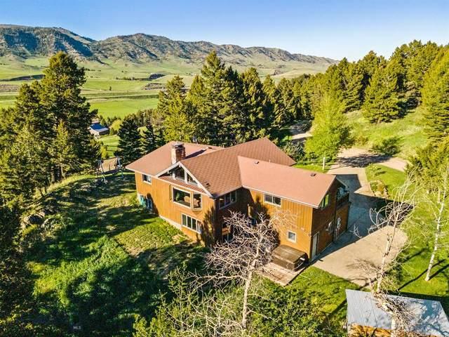 70 Lake Drive, Livingston, MT 59047 (MLS #359423) :: Hart Real Estate Solutions