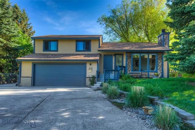 211 W Arnold Street, Bozeman, MT 59715 (MLS #359430) :: Hart Real Estate Solutions