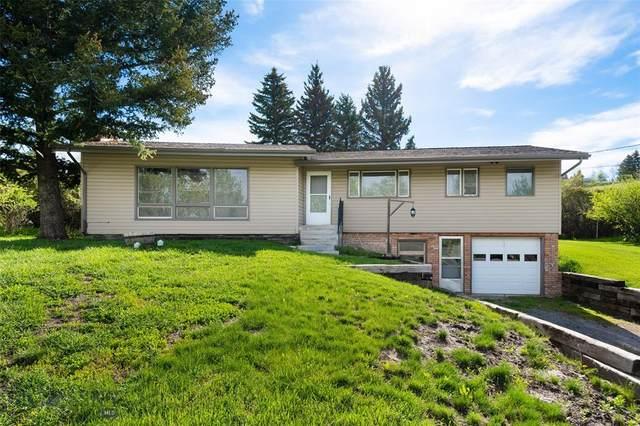 2880 Sourdough Road, Bozeman, MT 59715 (MLS #359435) :: L&K Real Estate