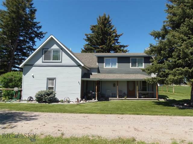 727 Harper Puckett Road, Bozeman, MT 59718 (MLS #359437) :: L&K Real Estate