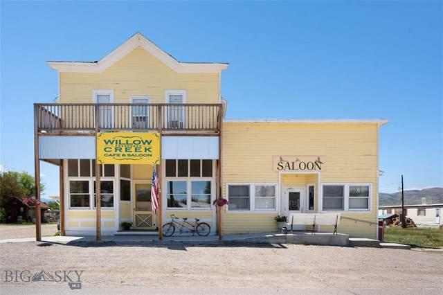 21 Main Street, Willow Creek, MT 59760 (MLS #359458) :: Hart Real Estate Solutions