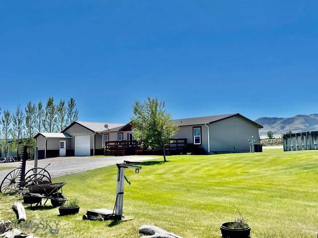 5 Mountain View Lane, Townsend, MT 59644 (MLS #359462) :: Black Diamond Montana