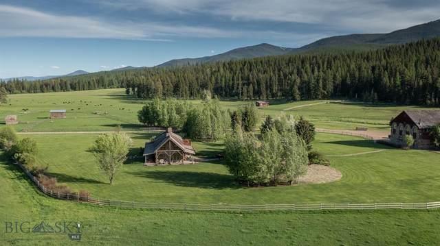 31255 Ninemile Road, Huson, MT 59846 (MLS #359467) :: Montana Life Real Estate