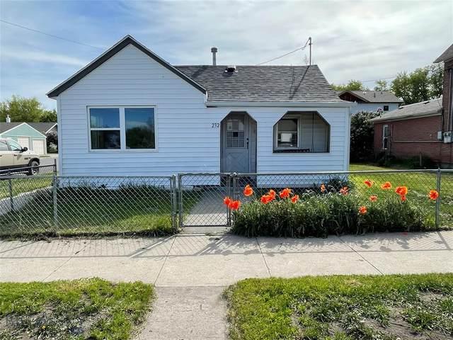 232 S F Street, Livingston, MT 59047 (MLS #359477) :: L&K Real Estate