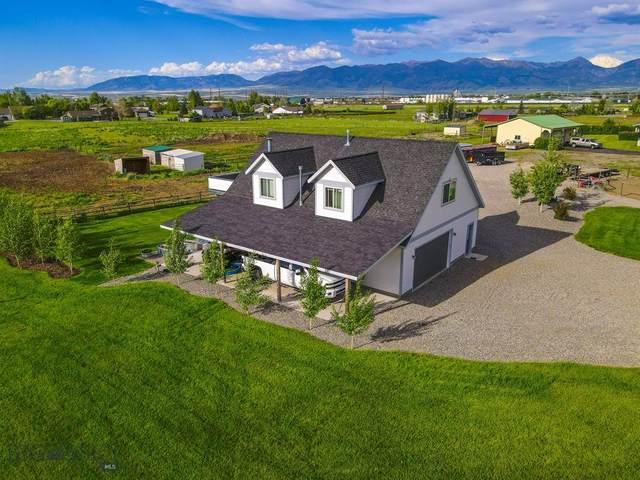 475 Wildhorse Trail, Belgrade, MT 59714 (MLS #359478) :: Hart Real Estate Solutions