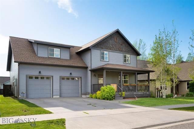 3179 Hillcrest Drive, Bozeman, MT 59715 (MLS #359486) :: L&K Real Estate