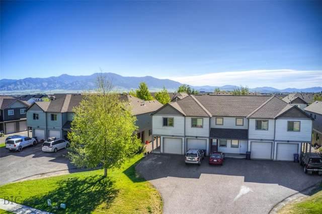 952 Saxon A, Bozeman, MT 59718 (MLS #359499) :: Hart Real Estate Solutions
