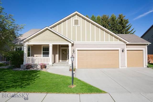 3627 Fieldstone Drive W, Bozeman, MT 59715 (MLS #359507) :: L&K Real Estate