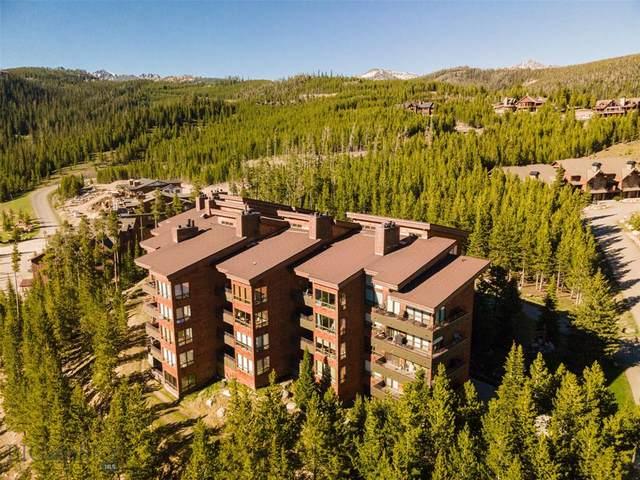 15 Heavy Runner Road #1701, Big Sky, MT 59716 (MLS #359509) :: Hart Real Estate Solutions