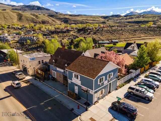 114 Main Street E, Gardiner, MT 59030 (MLS #359515) :: Carr Montana Real Estate