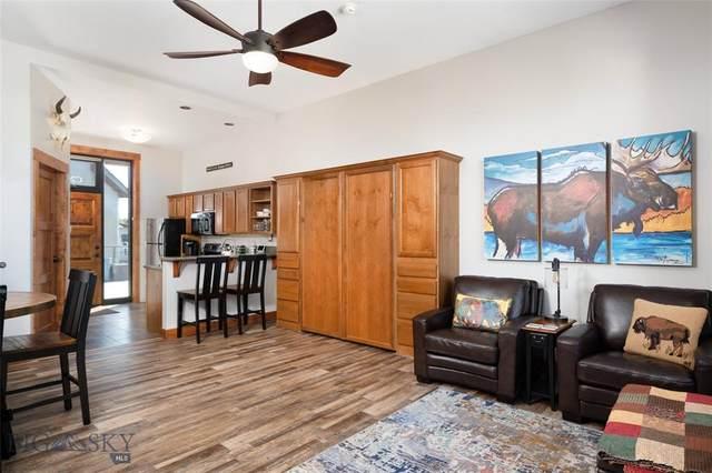 115 E Gallatin Street C204, Manhattan, MT 59741 (MLS #359530) :: Hart Real Estate Solutions