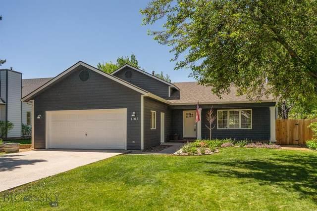 1107 Brentwood Avenue, Bozeman, MT 59718 (MLS #359532) :: L&K Real Estate
