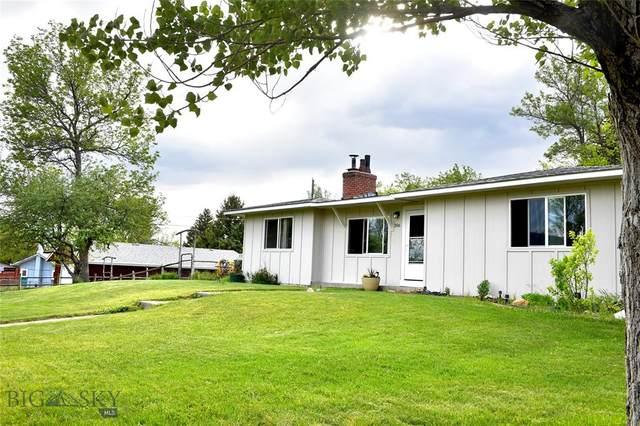 206 W Summit, Livingston, MT 59047 (MLS #359534) :: L&K Real Estate