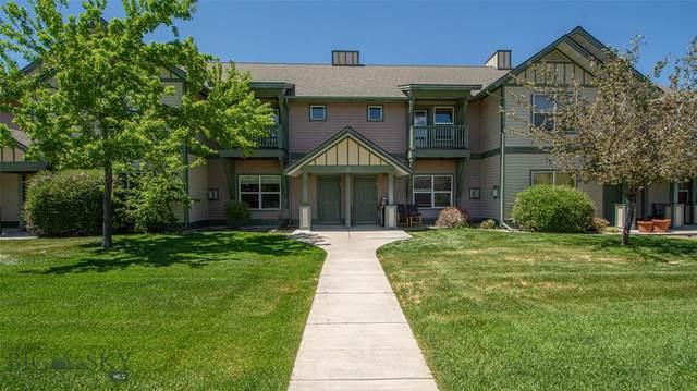 29 N Ferguson #4, Bozeman, MT 59718 (MLS #359538) :: Carr Montana Real Estate