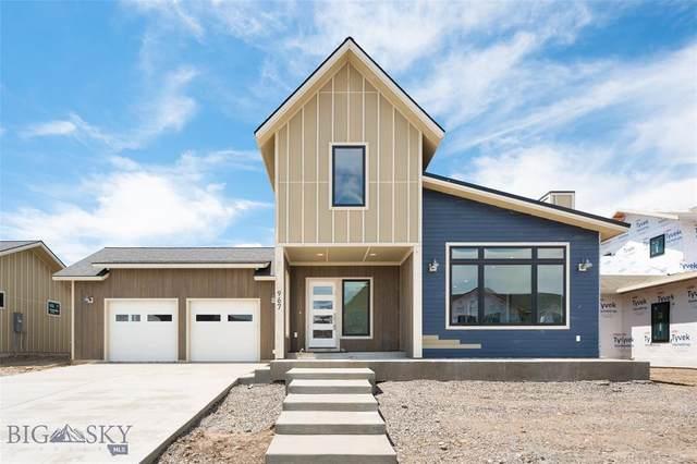 967 Auger Lane, Bozeman, MT 59718 (MLS #359540) :: Hart Real Estate Solutions