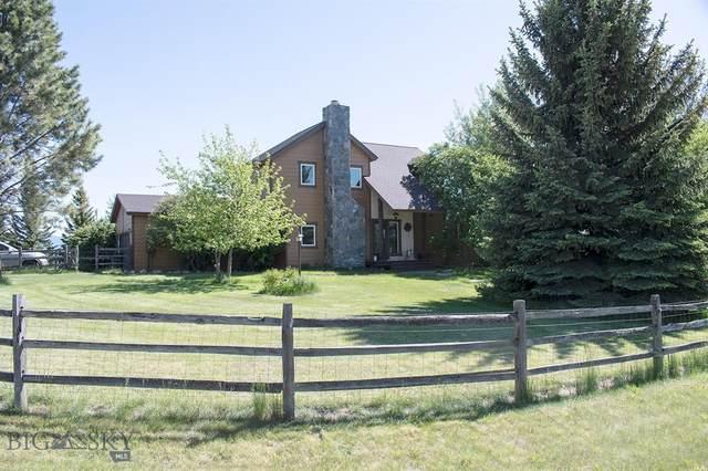 3160 Tumbleweed Drive, Bozeman, MT 59715 (MLS #359545) :: L&K Real Estate
