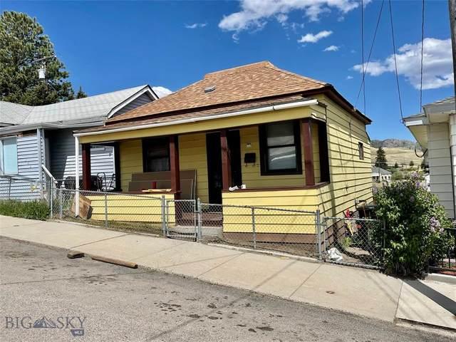 738 N Montana Street, Butte, MT 59701 (MLS #359554) :: Black Diamond Montana