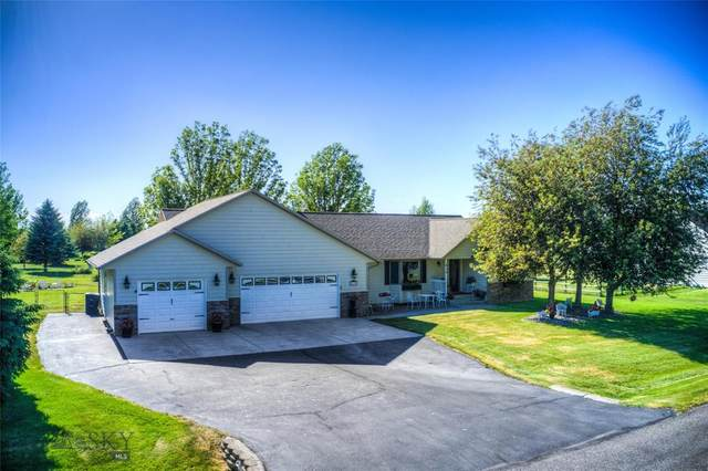 612 Candlelight Drive, Bozeman, MT 59718 (MLS #359557) :: Hart Real Estate Solutions
