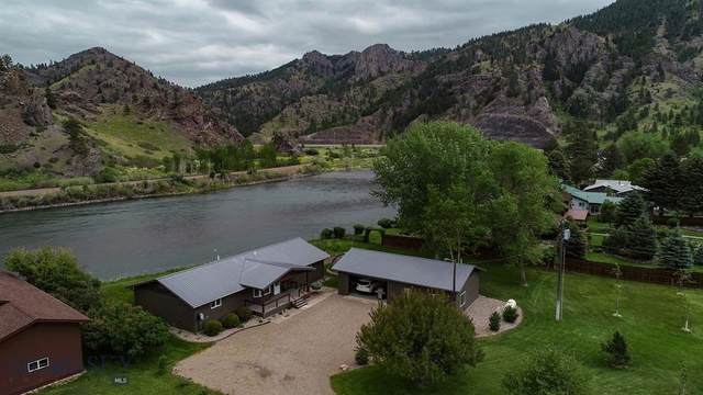 2948 Old Us Highway 91, Cascade, MT 59421 (MLS #359561) :: Hart Real Estate Solutions