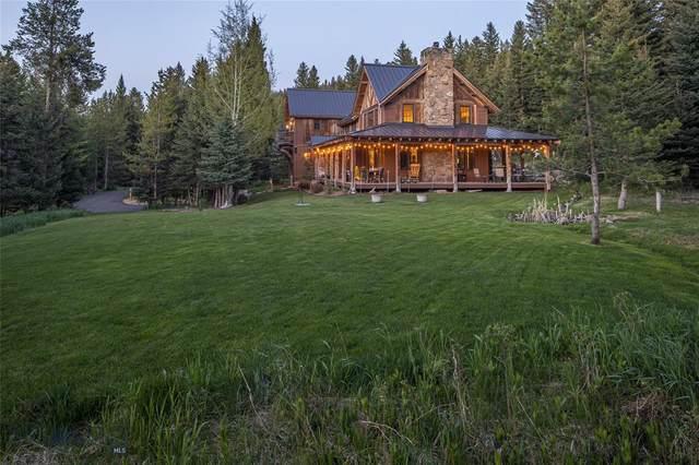 140 Misty Way, Big Sky, MT 59716 (MLS #359568) :: Hart Real Estate Solutions