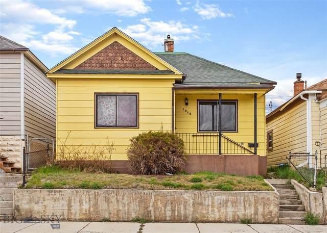 1015 Waukesha, Butte, MT 59701 (MLS #359579) :: L&K Real Estate