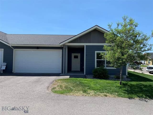 20 Voyager Lane A, Bozeman, MT 59718 (MLS #359589) :: L&K Real Estate