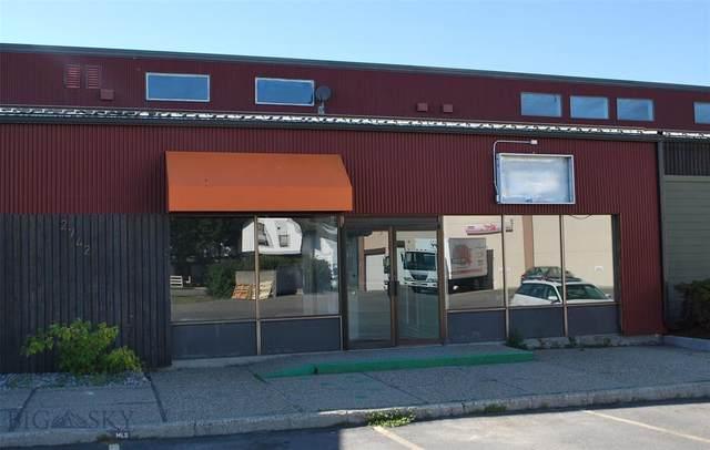 2740 W Main B, Bozeman, MT 59718 (MLS #359590) :: Hart Real Estate Solutions