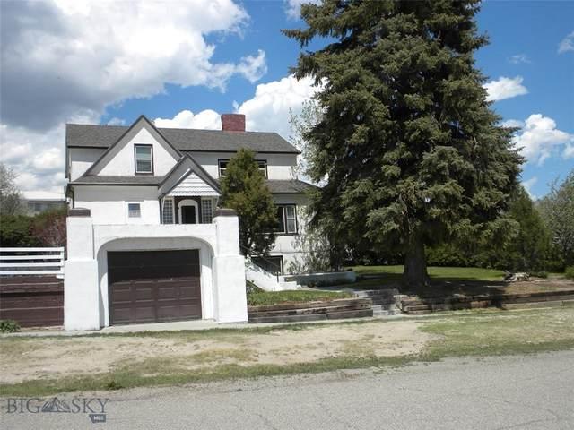 301 2nd Street W, Whitehall, MT 59759 (MLS #359591) :: Black Diamond Montana