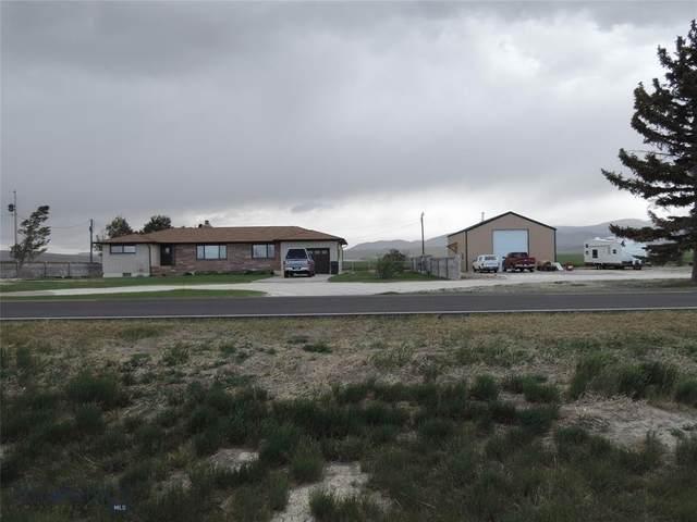 6825 Mt Highway 91 N, Dillon, MT 59725 (MLS #359594) :: Black Diamond Montana