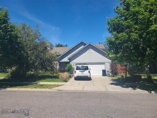 215 Virginia Way, Bozeman, MT 59718 (MLS #359605) :: L&K Real Estate