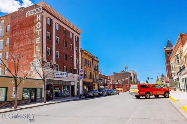 122 W Broadway Unit 4B, Butte, MT 59701 (MLS #359609) :: Black Diamond Montana