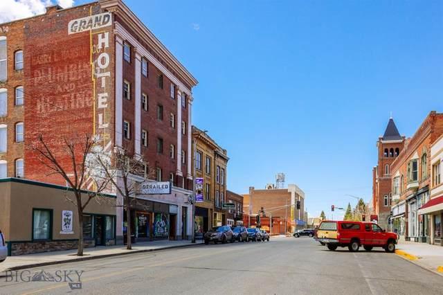 122 W Broadway Unit 3A, Butte, MT 59701 (MLS #359613) :: Black Diamond Montana