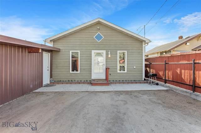 3348 Harrison, Butte, MT 59701 (MLS #359618) :: L&K Real Estate
