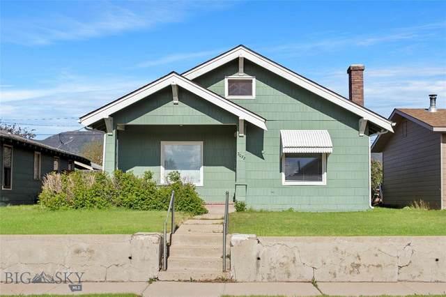 2032 Utah Avenue, Butte, MT 59701 (MLS #359622) :: Black Diamond Montana