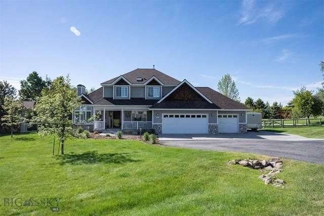 85 Wylie Creek Boulevard, Bozeman, MT 59718 (MLS #359624) :: Hart Real Estate Solutions